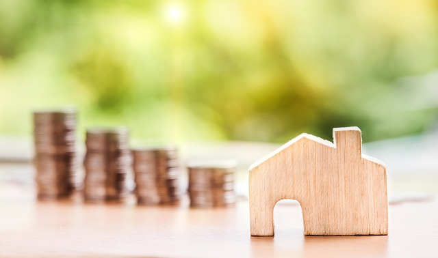 Vizualizace hypotéky na dům