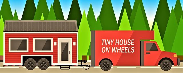 Převoz domu
